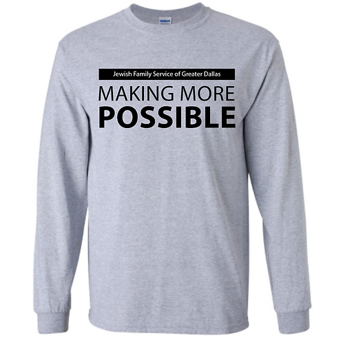 Long Sleeve Making More Possible