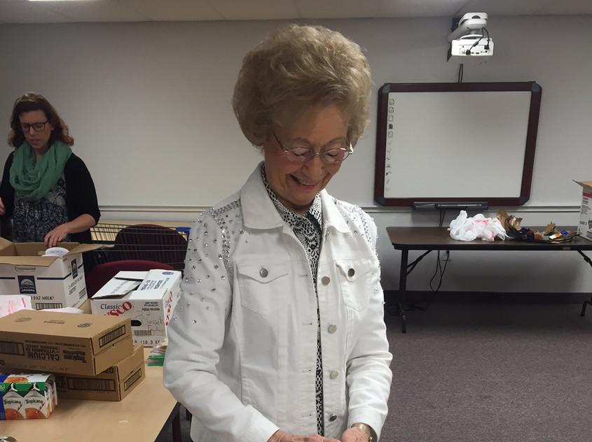Serving the Senior Community