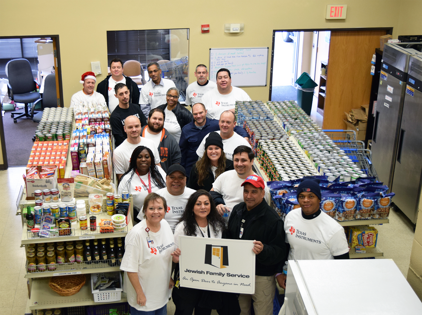 United Way Continues to Support JFS