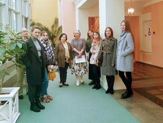 В газете «Московский университет» вышла статья о встрече наших студентов с отделом музейных проектов