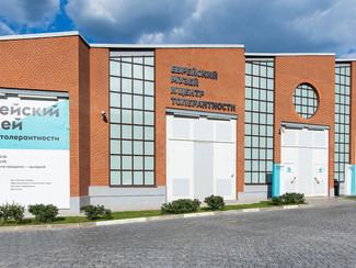 8 декабря Борух ГОРИН прочитал лекцию «Еврейский музей: миссия, цели, концепция».