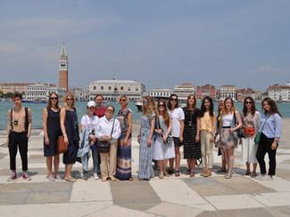 С 19 по 29 мая в Италии состоялась VII выездная культурологическая школа