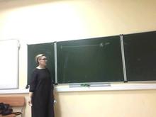 27 февраля состоялась лекция Екатерины Шольц