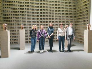 Наши студенты посетили 8-е Московское международное биеннале современного искусства