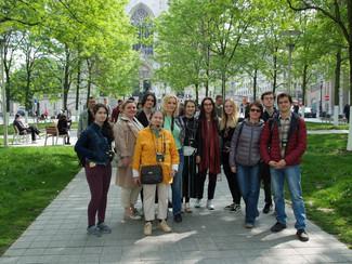 В первой декаде мая состоялась выездная школа «Искусство Фландрии и Фламандии XV-XX веков»