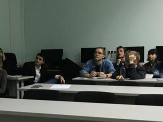 7 декабря состоялась заседание секции «Культура постмодерна: возможен ли второй Ренессанс?»