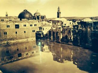 Заседание клуба «Культурные среды» 22 ноября будет посвящено Иерусалиму