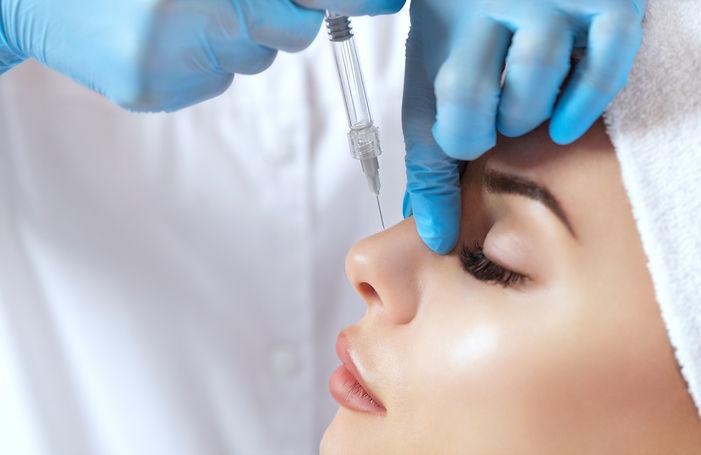rhinoplastie médicale par injection d'ac