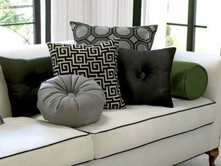 Fluff Up Your Decor with Decorative Pillows