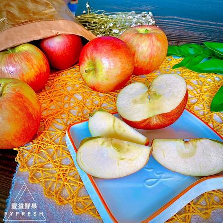 不輸給日本的蘋果