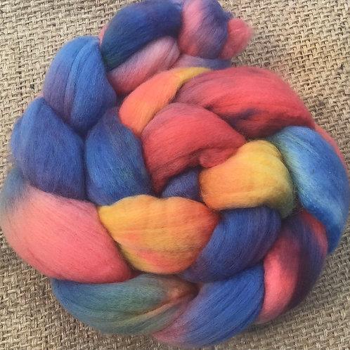 #307 Merino steam dyed roving 100 g