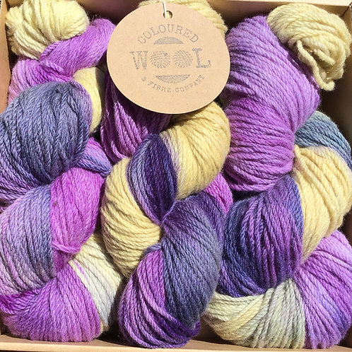 Lemon and grape Polwarth gift pack