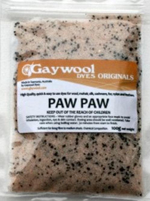 Gaywool Original dyes - PawPaw 100 g
