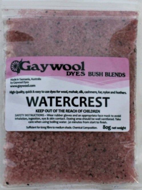 Gaywool Bush Blends - Watercrest 80 grams