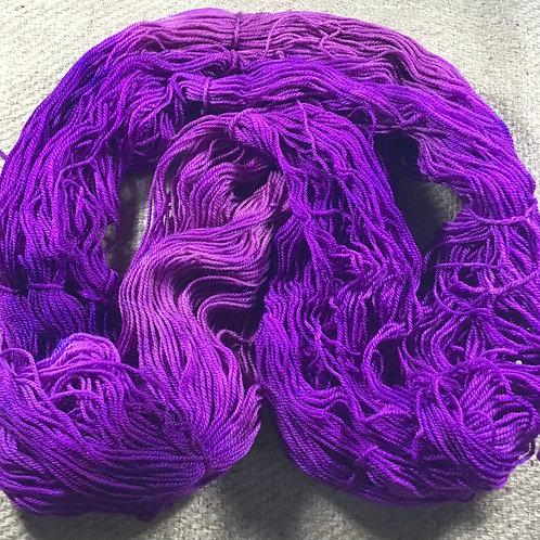 Purple passion sock yarn 4 ply28