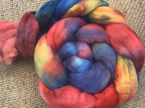 #309 merino steam dyed roving 100 g
