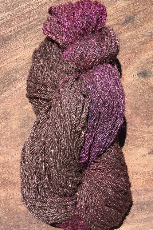 Steam dyed Muted tones collection 10 ply 100 grams
