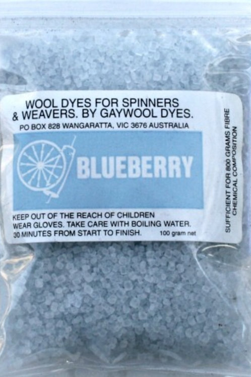Gaywool Original dyes - Blueberry 100 g