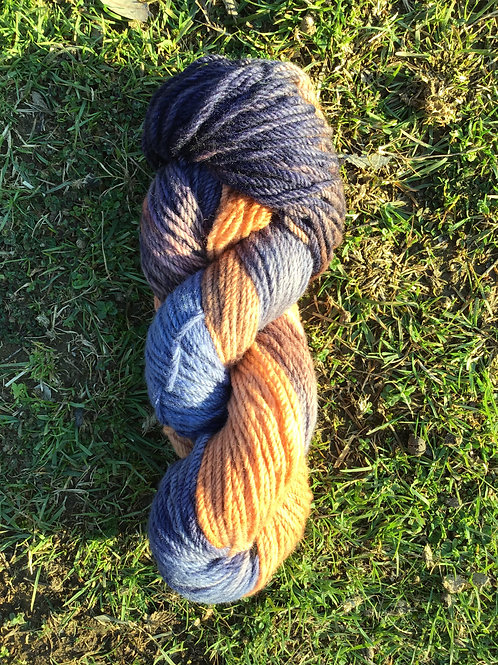 Campfire 8 ply 100 g pure wool