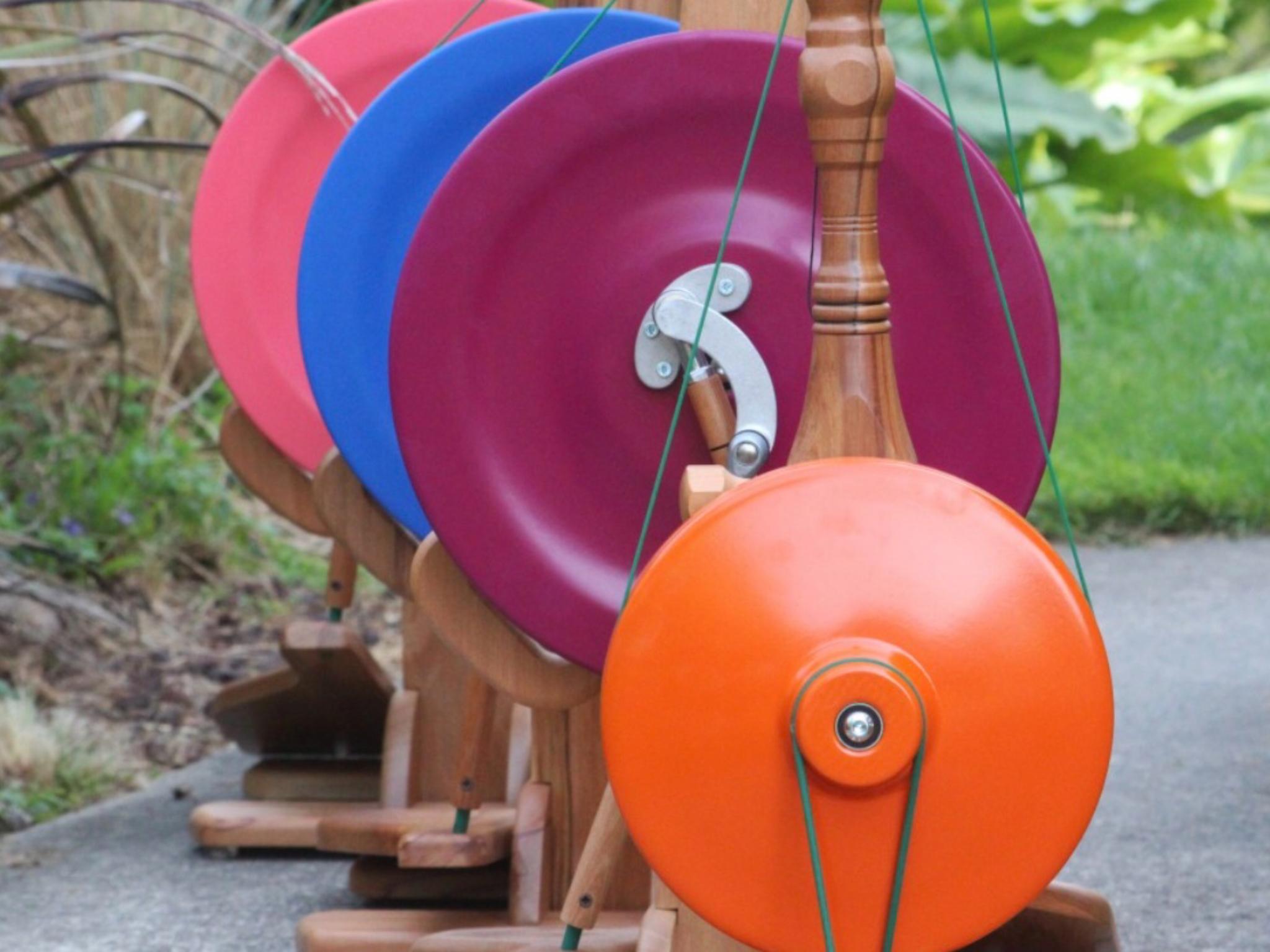 Spinning Workshop For Beginners