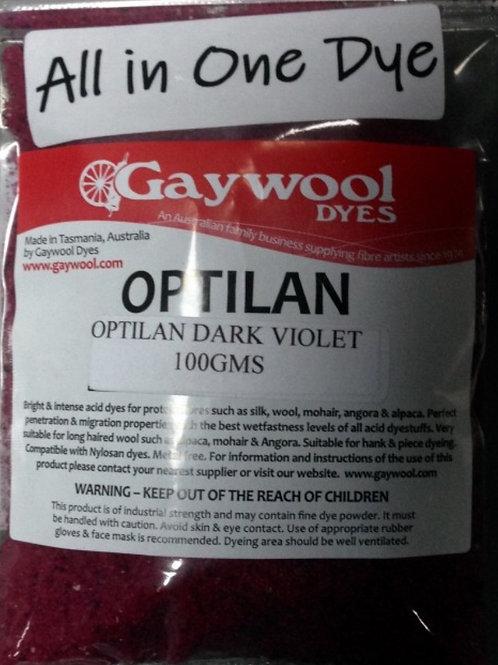 Gaywool Optilan Dark Violet 100 g