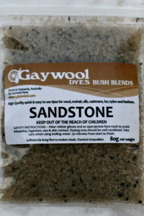 Gaywool Bush Blend dyes - Sandstone 80 g