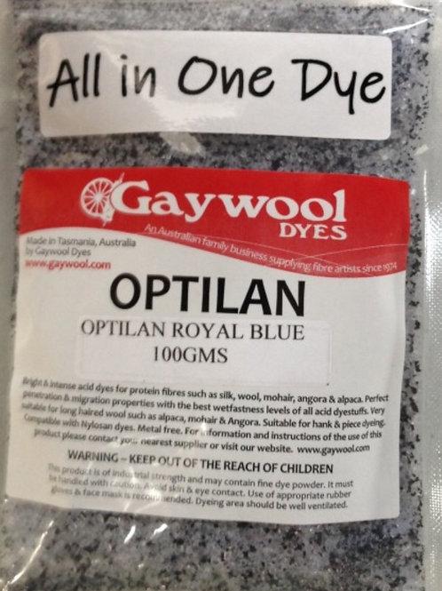Gaywool Optilan Royal Blue 100 g