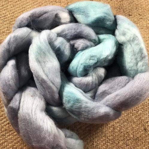#211 steam dyed merino roving 100 g