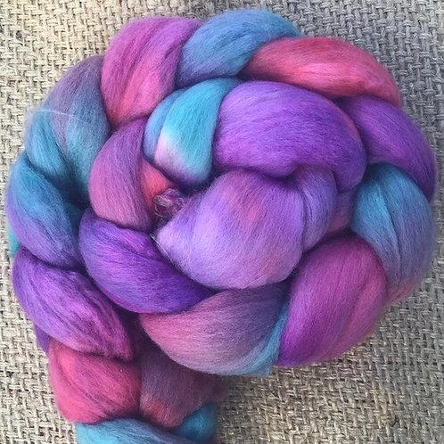 #314 merino steam dyed roving 100g20