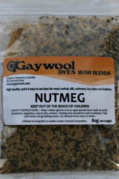 Gaywool Bush Blends - Nutmeg 80 grams