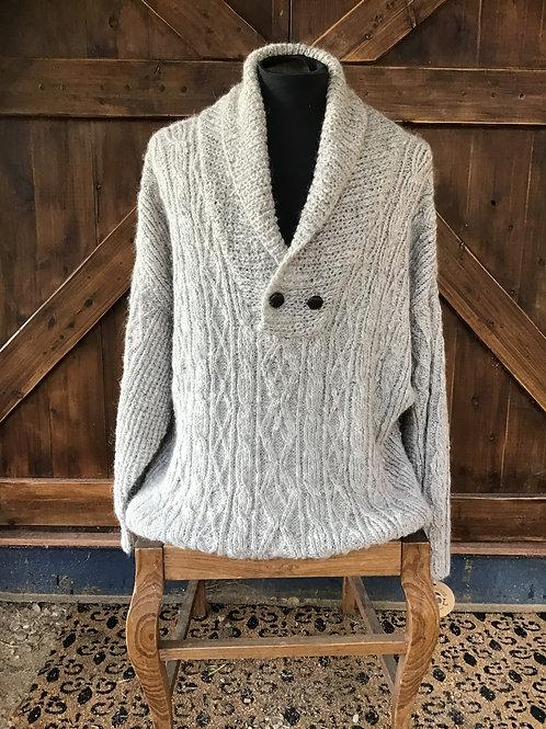 Men's Handspun, Handknitted jumper