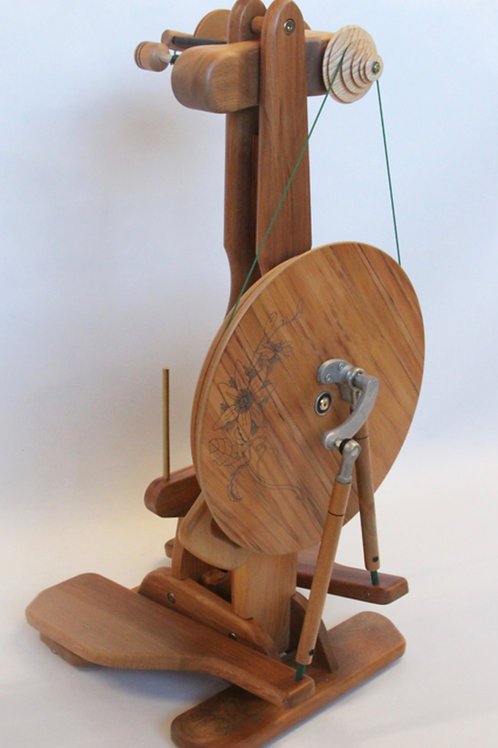 Majacraft Suzie Spinning wheel