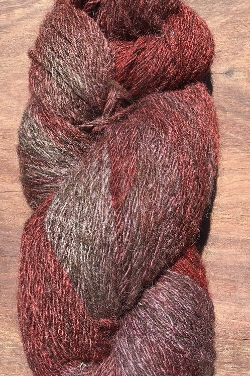 Steam dyed Muted tone collection 10 ply