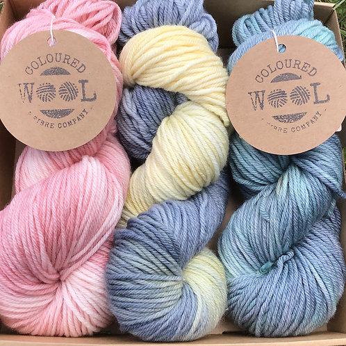 Pastels Merino gift pack