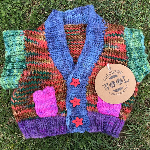 Small Rainbow vest