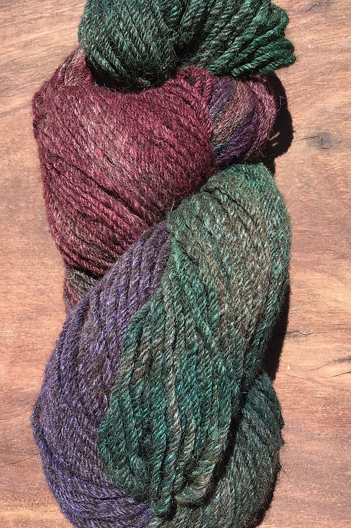 Steam dyed Circus collection 10 ply 100 grams