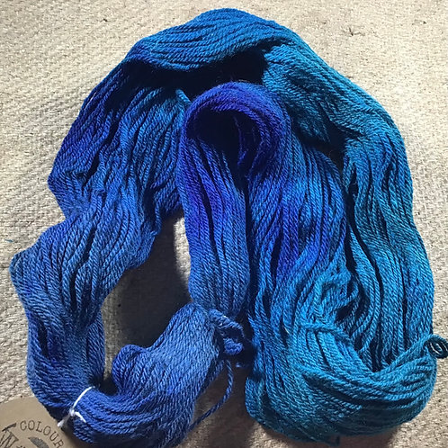 Koetong creek Steammdyed on our Merino / Corriedale blend 8 ply 100 g