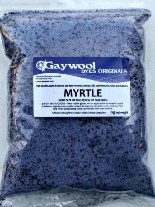 Gaywool Original dyes - Myrtle 100g