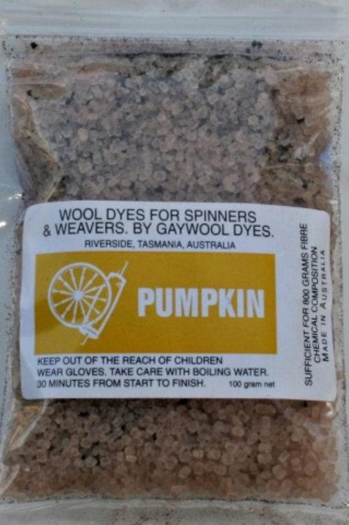 Gaywool Original Dyes - Pumpkin 100 g
