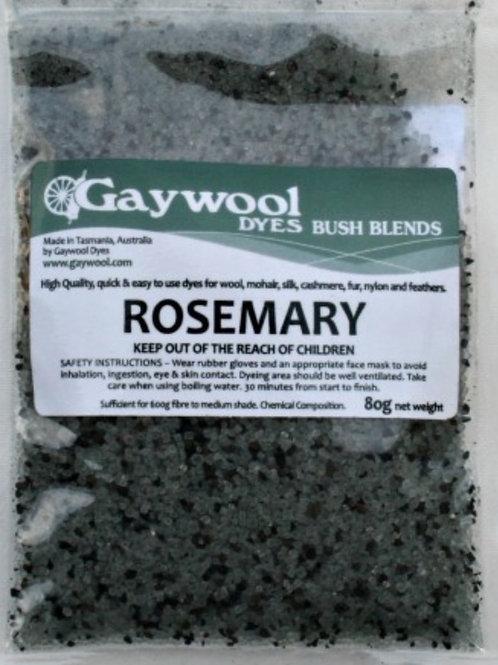 Gaywool Bush Blends - Rosemary 80 g