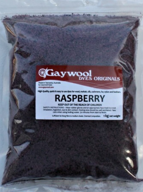 Gaywool Original dyes - Raspberry 100 g