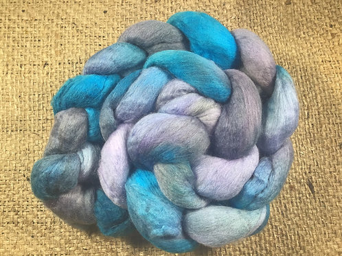 #339 merino steam dyed roving 100 g