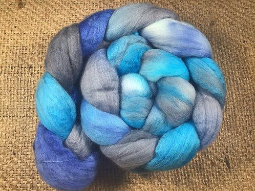 #336 steam dyed merino roving 100 g