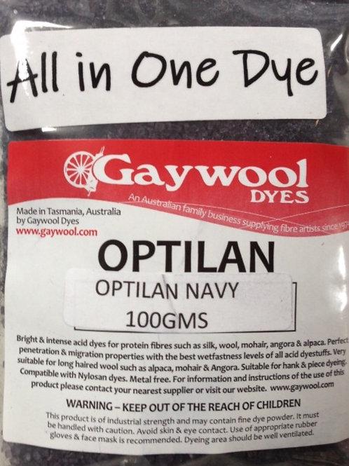 Gaywool Optilan Navy 100 g