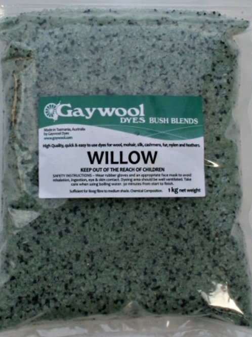 Gaywool Bush Blends - Willow 80 grams