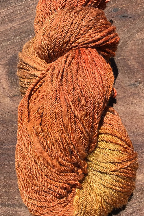 Steam dyed Outback collection 8 ply 100 grams