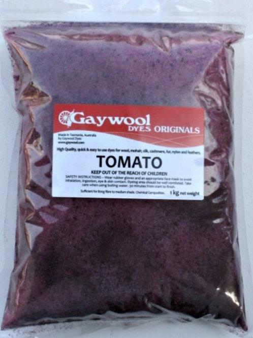 Gaywool Original dyes - Tomato 100 g