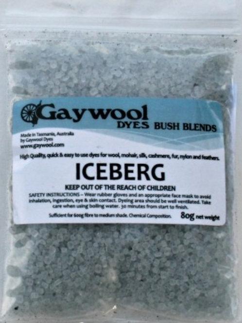 Gaywool Bush Blends - Iceberg 80 grams