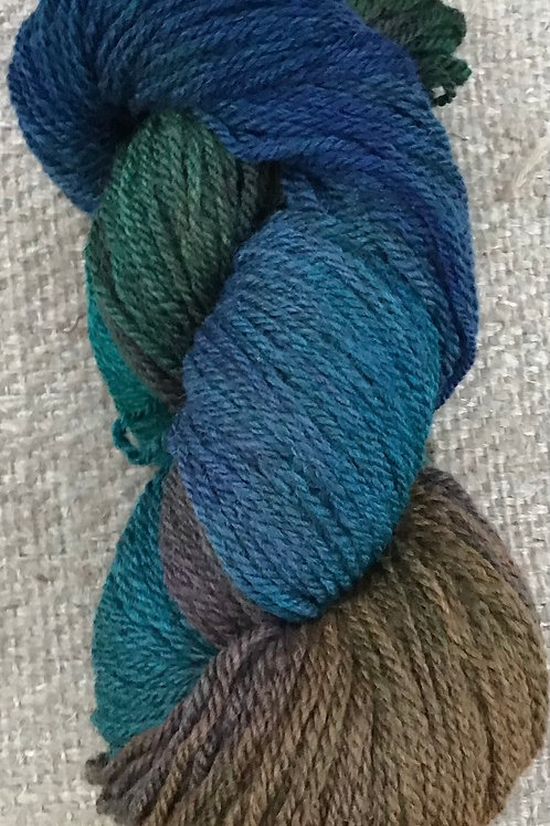 Autumn pure wool 8 ply 100 g