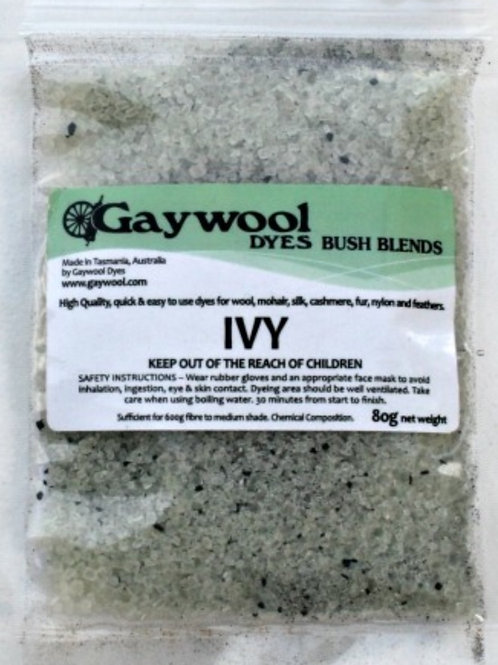 Gaywool Bush Blends - Ivy 80 grams